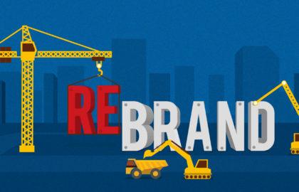 Rebranding your identity/brand