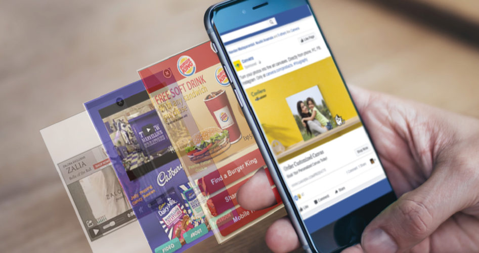 Bring Your Brand to Life on Mobile with Facebook Canvas