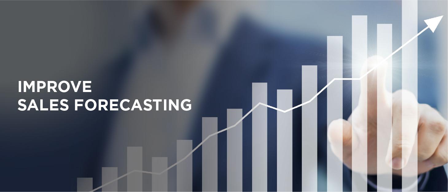 Improve sales forecasting
